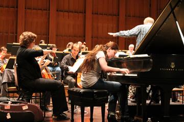 PSO rehearsal 3-30-12