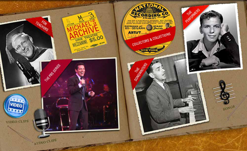 Robert D  Thomas/Class Act: MEMOIR: Michael Feinstein